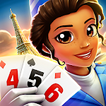 Destination Solitaire - Fun Card Games Adventure! Icon