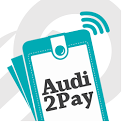 Audi2Pay icon