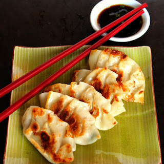 Pork Dumplings (potstickers)