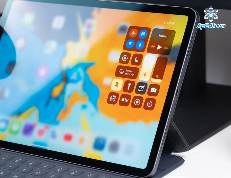 Thiết kế iPad Pro mini-LED được người dùng dự đoán
