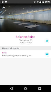 Balancetraining- screenshot thumbnail