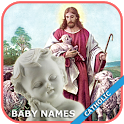 Catholic Baby Names icon