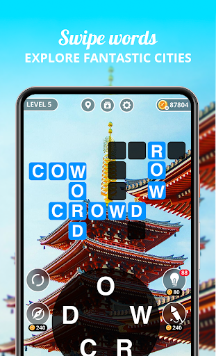 Wordwise - Word Puzzle, Tour 2020 apkpoly screenshots 2