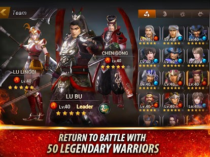Dynasty Warriors: Unleashed APK + DATA para Android imagem 5