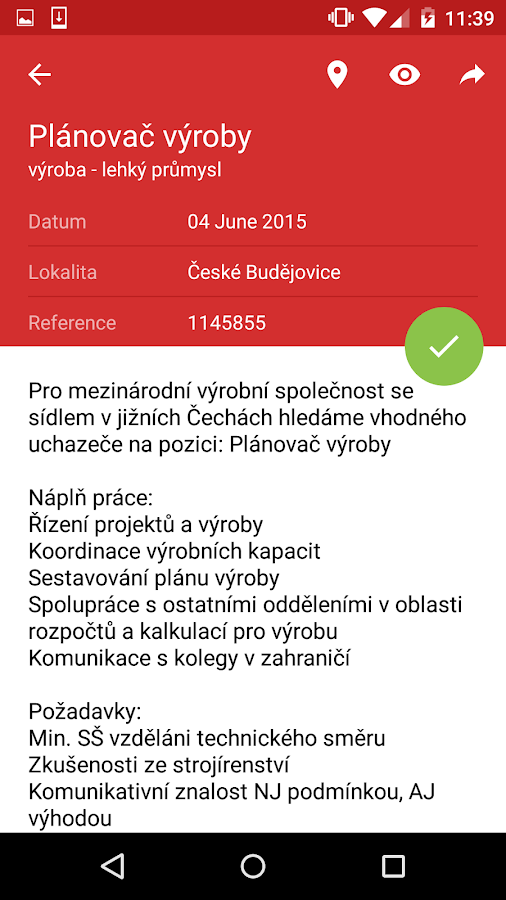 Adecco Jobs in Czech Republic- screenshot