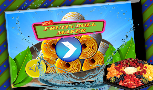 Fruity Roll Maker