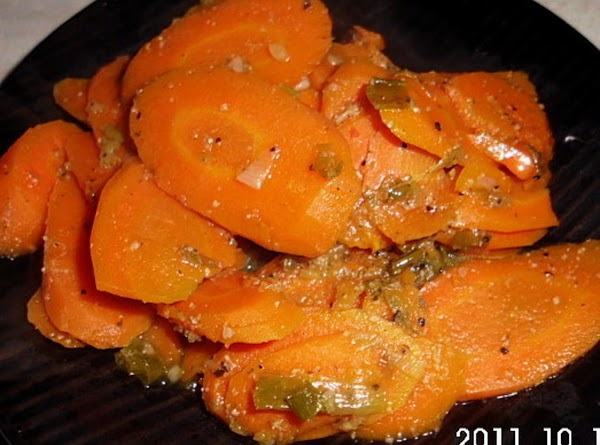 Carrots And Green Onions Recipe
