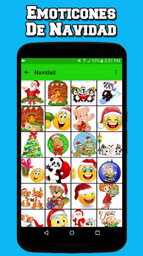 Screenshot for Big Emoticons For Whatsapp and Facebook Free in Hong Kong Play Store