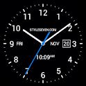 Analog Clock Live Wallpaper-7 PRO icon