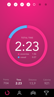 Fjuul - Healthy Activity Coach- screenshot thumbnail