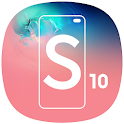 One S10 Launcher - S10 Launcher style UI, feature icon