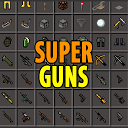 Super Guns Mod for MCPE 1.0.15