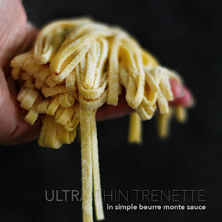 The Ultimate Buttered Noodle