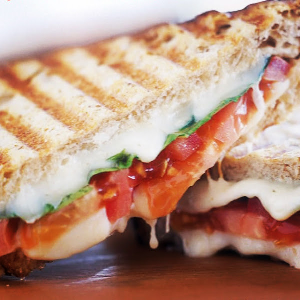 All of our panini sandwiches can be made gluten-free!