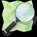 Vespucci OSM Editor icon