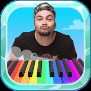 Luccas Neto Piano Tiles Game