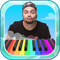 Luccas Neto Piano Tiles Game