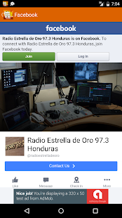 Radio Estrella de Oro- screenshot thumbnail