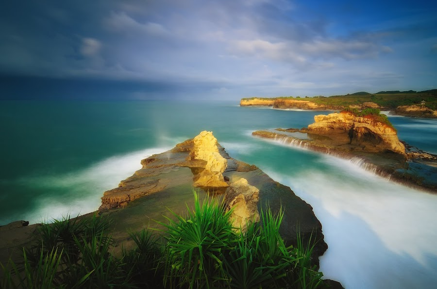 Klayar by Darmal Ali - Landscapes Waterscapes ( klayar, indonesia, amlbuton, landscape, nikon )