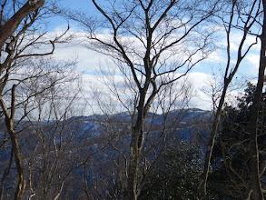 駒ヶ岳方面