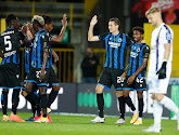 Le Club de Bruges s'impose contre Waasland-Beveren