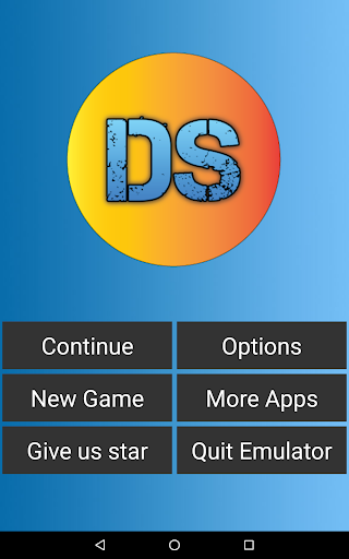 NDS Emulator - For Android 6 pb1.0.0.1 screenshots 1