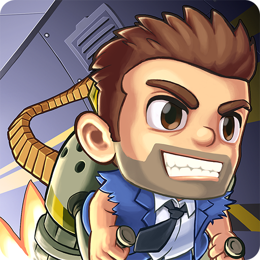 Jetpack Joyride game (apk) free download for Android/PC/Windows