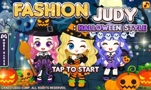 Fashion Judy : Halloween style