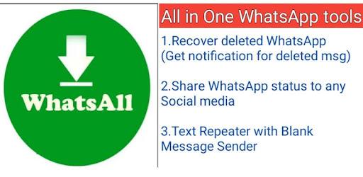 Descargar Whatsall Status Saver Deleted Msg Viewer Para Pc