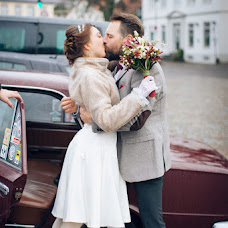 Wedding photographer Yuliya Ledeneva (Lisa). Photo of 25.04.2018