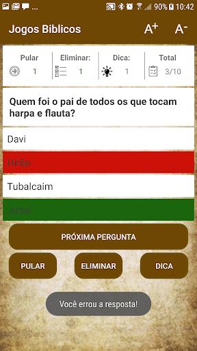 Quiz Bu00edblico OffLine 1.1 screenshots 6