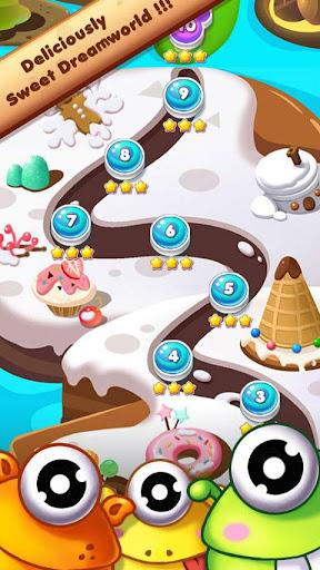 Cookie Mania - Match-3 Sweet Game  screenshots 5