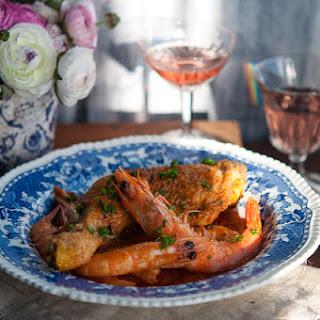 Chicken In Shrimp Bisque