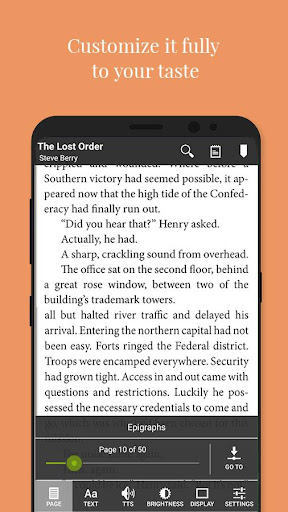 Media365 Book Reader  screenshots 5