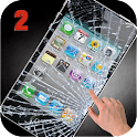 Broken Screen Prank 2 icon