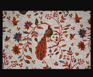 Indonesian Batik - náhled