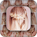 Best Hairstyles step by step DIY icon