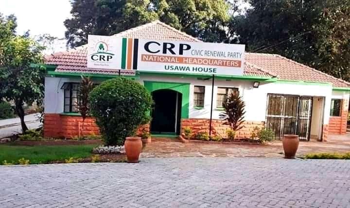 Murang'a Governor Mwangi wa Iria's presidential campaign secretariat in Lavington, Nairobi