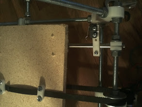 Photo: my first mec. End-stop mounted. seems nice!