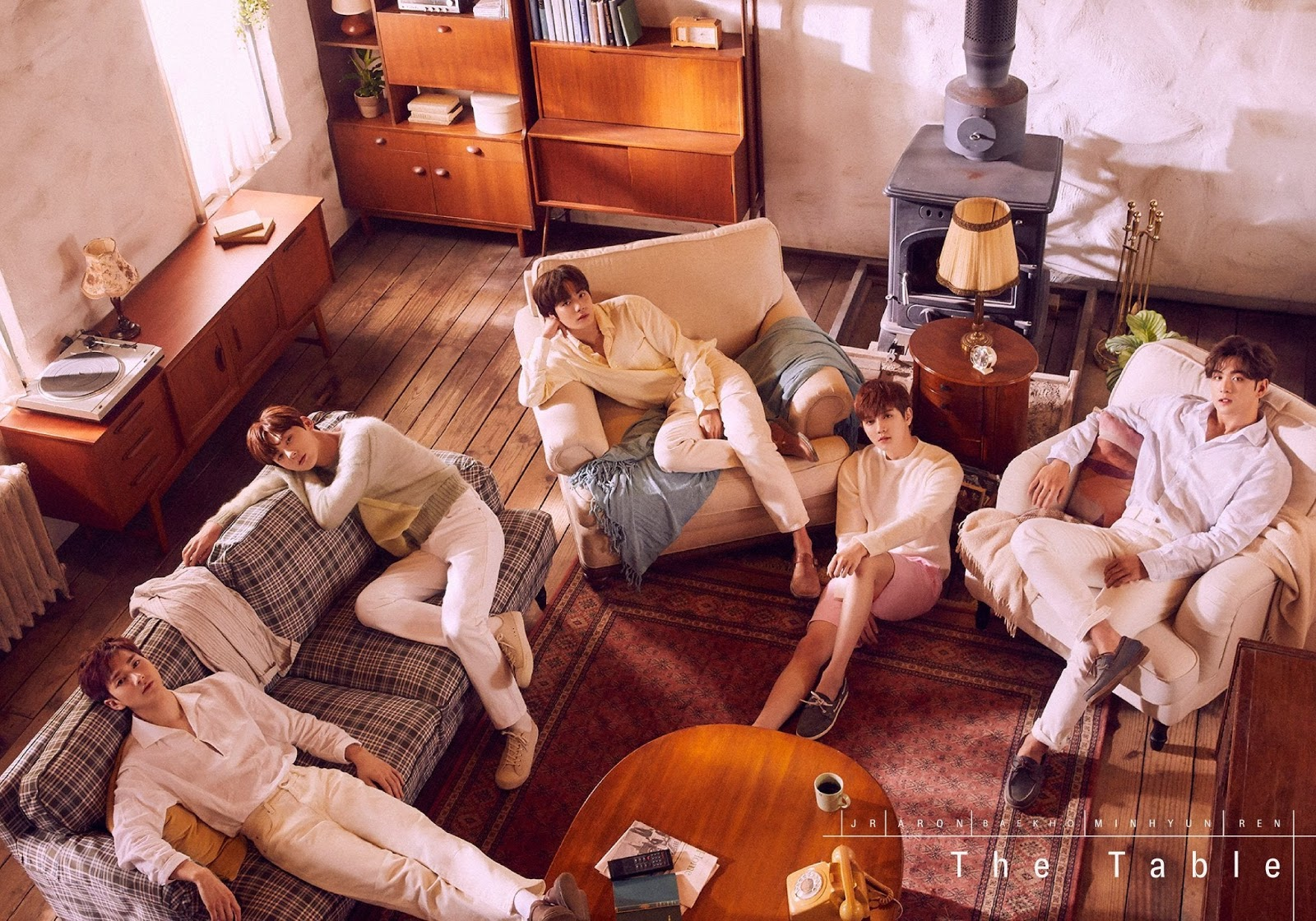 nuest the table1