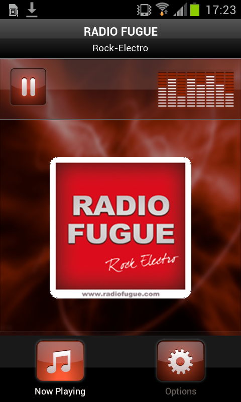 RADIO FUGUE- screenshot