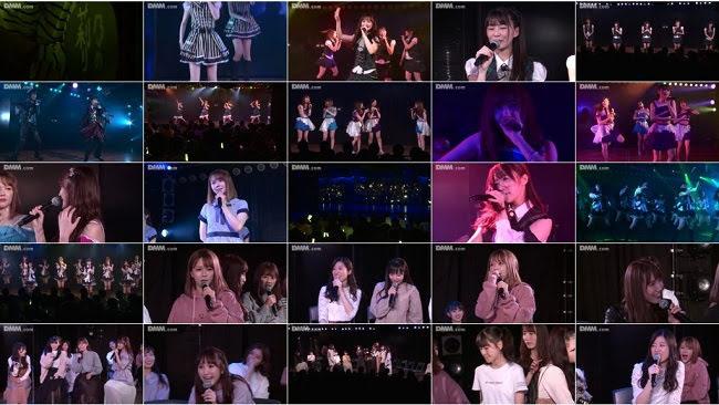 190409 (1080p) HKT48 チームH「RESET」公演@AKB48劇場 DMM HD