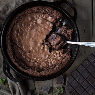Easy Homemade Brownies.