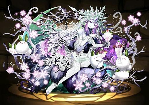 紫晶の氷雪王・ミアーダ