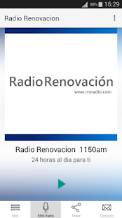 Radio Renovación- screenshot thumbnail