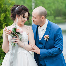 Wedding photographer Anastasiya Klochkova (Vkrasnom). Photo of 10.07.2017