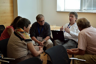 Photo: #eden14 Day 2 workshops Photo by SRCE