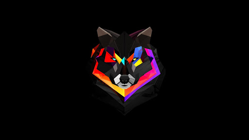 Vector Wolf Live Wallpaper