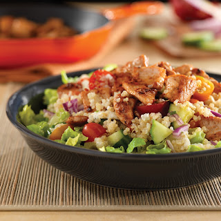 Pork and Quinoa Salad.