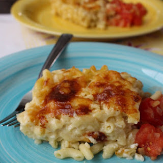 Momma'S Baked Macaroni & Cheese Recipe